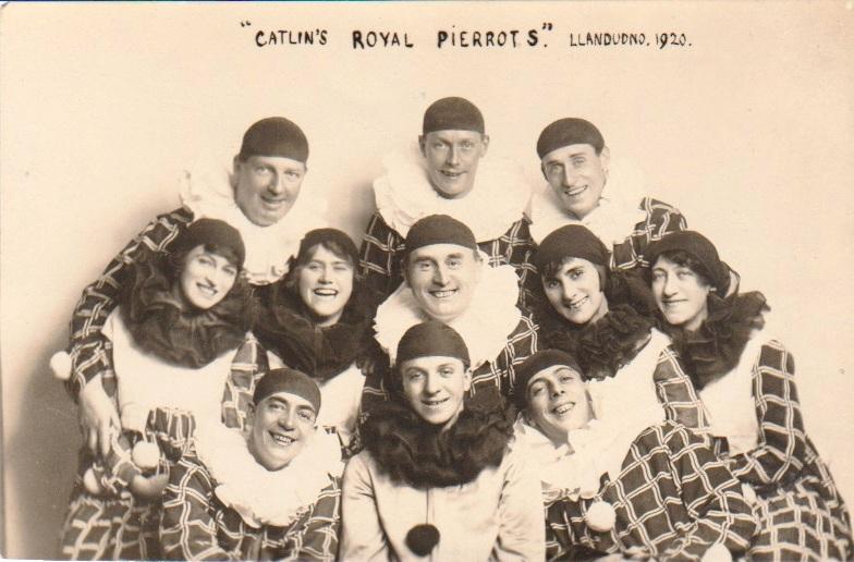 Catlin's Pierrots, Llandudno 1920