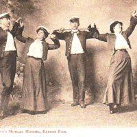 Mr Will Summerson's 'Musical Middies', Bangor