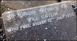 Will-Catlin's-gravestone