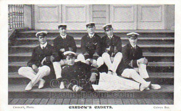 Cardow's Cadets Colwyn Bay 1906