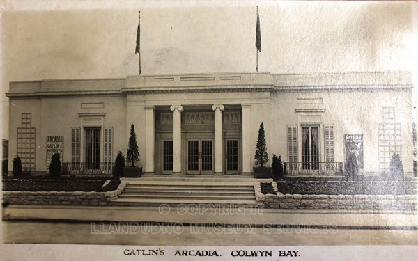 Catlin's Arcadia, Colwyn Bay