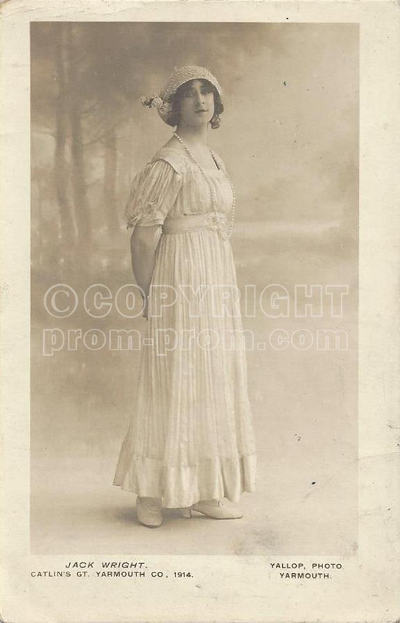 Catlin's Great Yarmouth,1914, Jack Wright