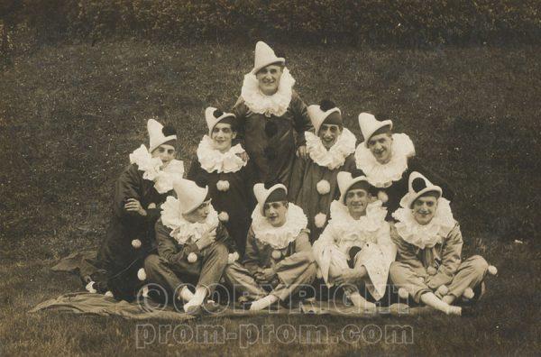Catlin's Pierrots, Colwyn Bay, 1915