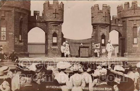 Catlins Pierrots at Withernsea Song Russian Bear 1905