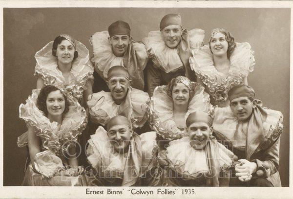 Ernest Binns' Colwyn Follies 1935