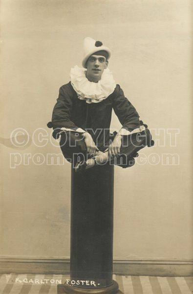F Carlton Foster, 1912