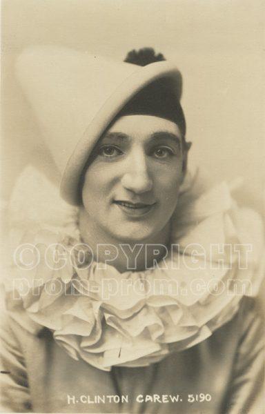 H Clinton Carew 1914
