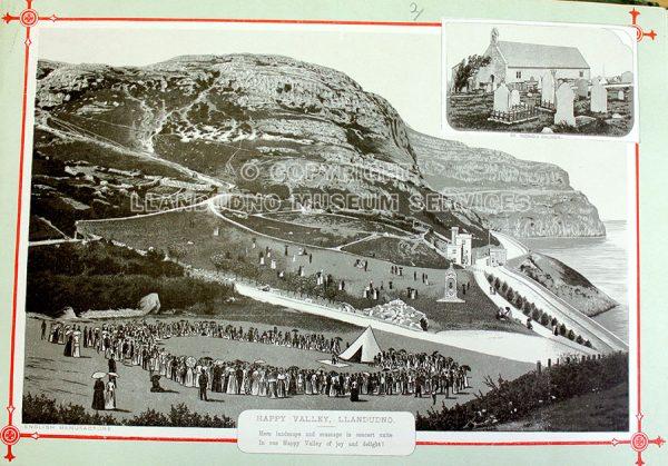 Happy Valley postcard