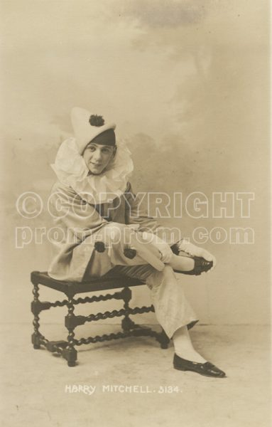 Harry Mitchell 1914