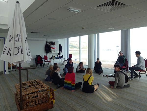 Follies-and-Jollies-rehearsal-room-talk