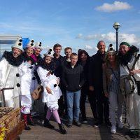 Follies-family-photo-Llandudno-pier
