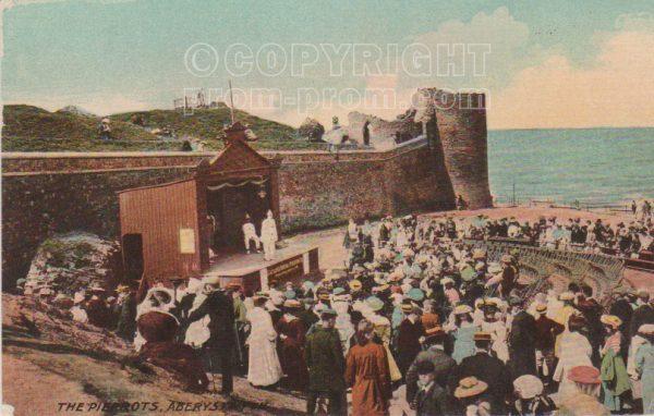 The Pierrots, Aberystwyth