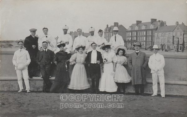 Adeler & Sutton's Gay River Company, Rhyl (Front)