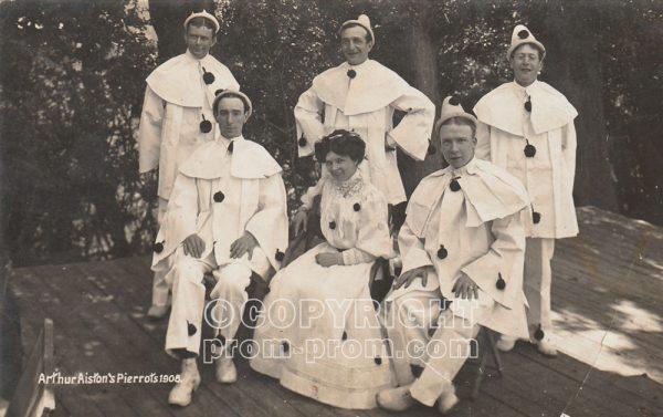 Arthur Aiston's Pierrots, Prestatyn (TBC), 1908