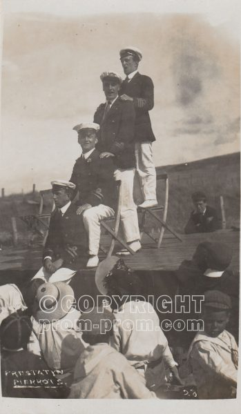 Arthur Alston's Pierrots (TBC), Prestatyn, 1911