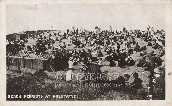 Arthur Alston's Pierrots (TBC), Prestatyn