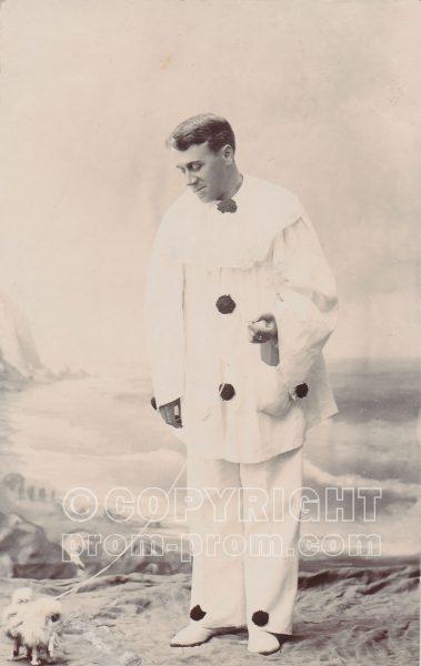 Arthur Sutcliffe (TBC), Adeler & Sutton's Pierrots, Rhyl