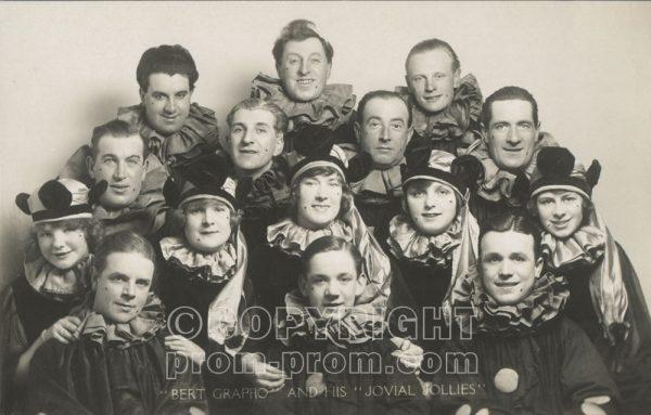 Bert Grapho and his Jovial Jollies, Happy Valley 1923