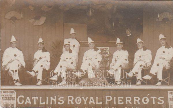 Catlin's Royal Pierrots, Aberystwyth