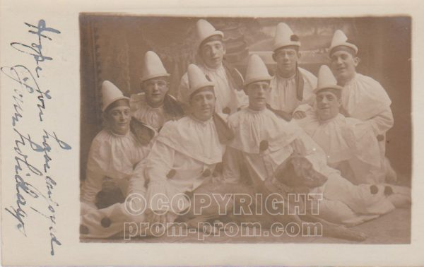 Catlin's Pierrots, Aberystwyth, 1907