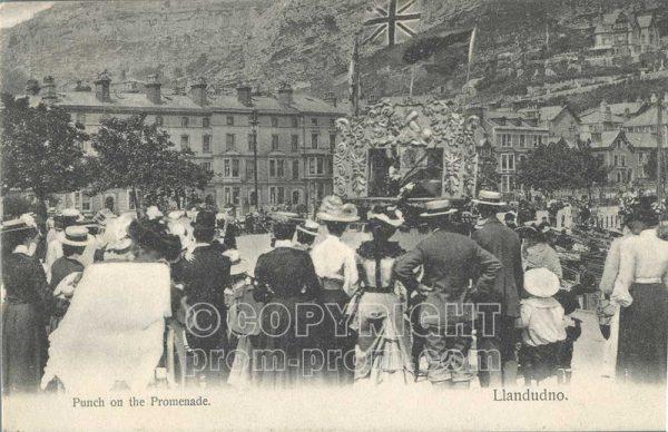 Codman's Punch & Judy 1903