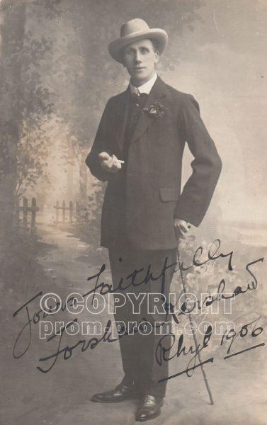 Forshaw Kershaw, Rhyl, 1906