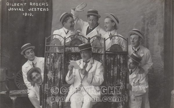 Gilbert Rogers' Jovial Jesters, Rhyl