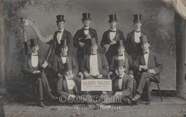 Gilbert Rogers' Jovial Jesters, Rhyl, 1907