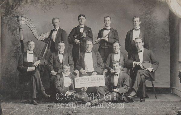 Gilbert Rogers' Jovial Jesters, Rhyl, 1907 (TBC)