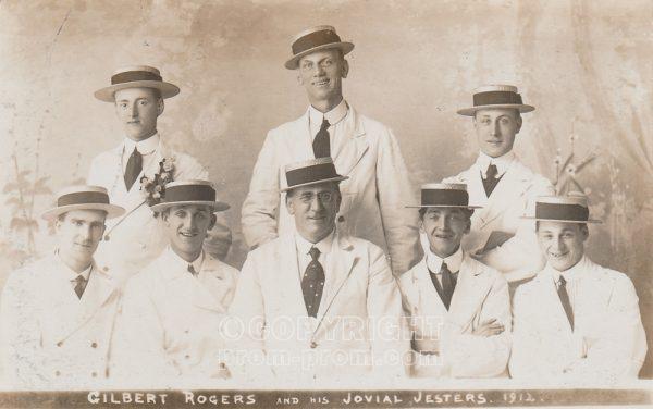 Gilbert Rogers' Jovial Jesters, Rhyl, 1912