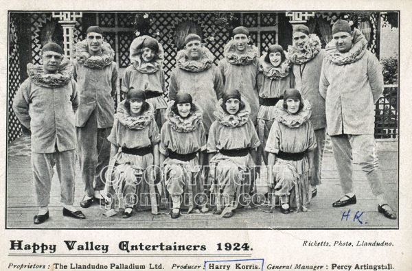 Happy Valley Entertainers 1924
