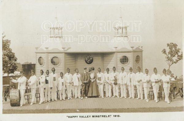 Happy Valley Minstrels 1910