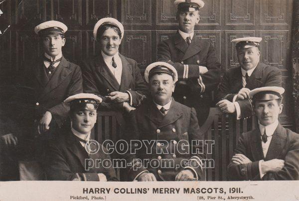 Harry Collins' Merry Mascot, Aberystwyth, 1911