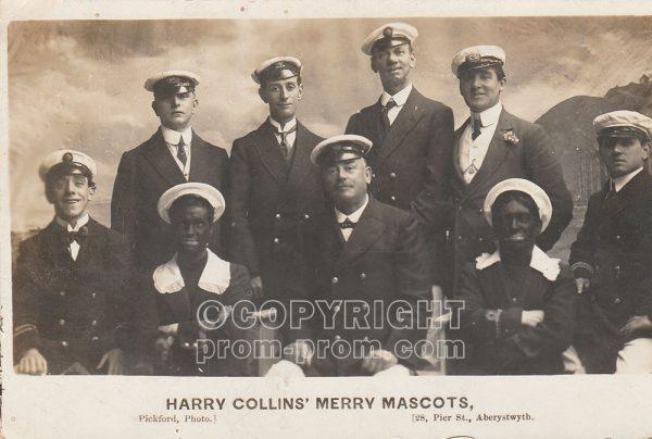 Harry Collins' Merry Mascot, Aberystwyth, 1913