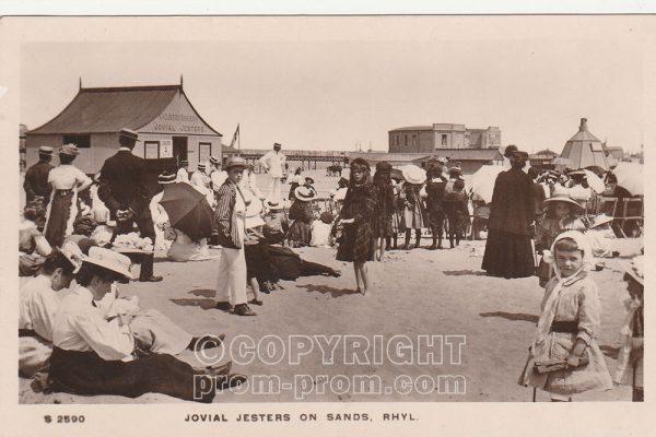 Jovial Jesters, Rhyl, 1911