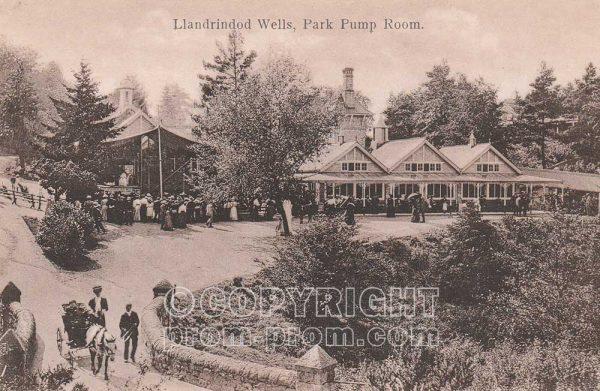 Llandrindod Wells, c.1908