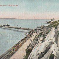 Mumbles Pier, 1907