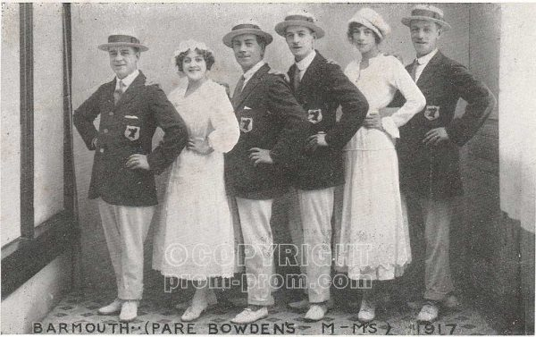 Pare & Bowden's Royal Magnets, Barmouth, 1917