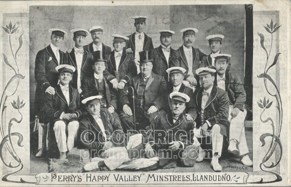 Perry's Happy Valley Minstrels 1906
