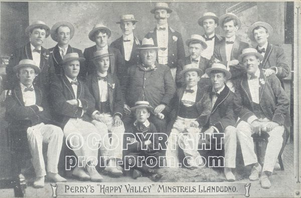 Perry's Happy Valley Minstrels
