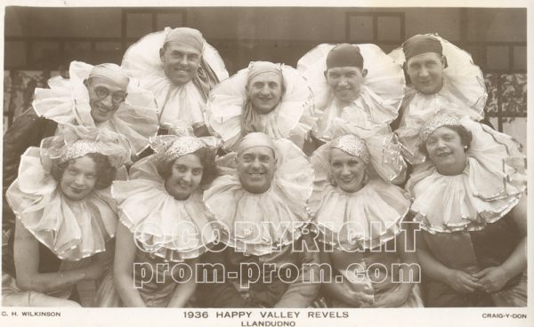 The Happy Valley Revels 1936