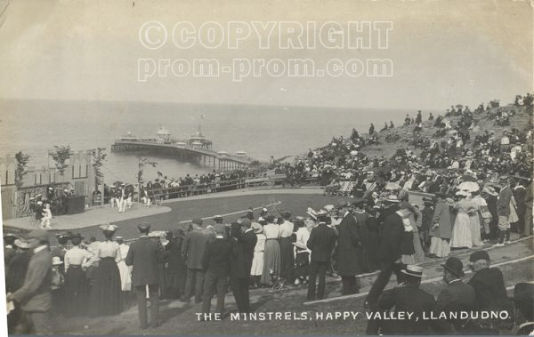 The Minstrels, Happy Valley 1906
