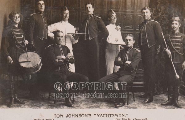 Tom Johnson's Yachtsmen, Aberystwyth