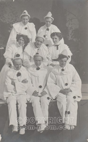Unknown troupe (possibly Adeler & Sutton's Pierrots), Rhyl