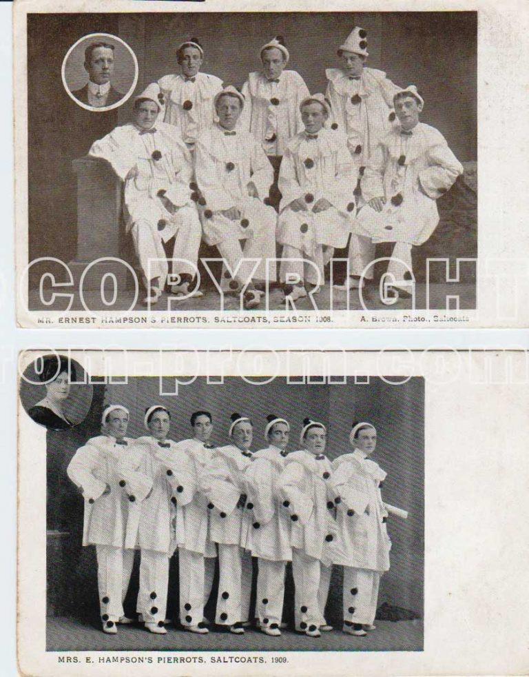 Mr-&-Mrs-E-Hampson's-Pierrots,-Saltcoats-1908