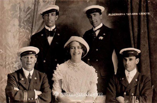 Alderman & Taylor's Cadets