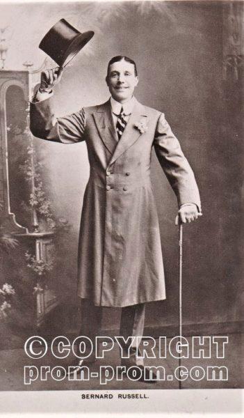 Bernard Russell, Clacton