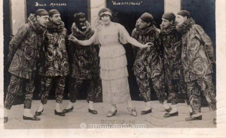Billie Manders' Quaintesques Bridlington 1920 (1)