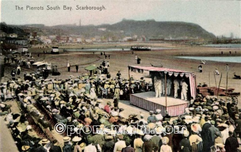 Catlin's pitch Scarborough south bay