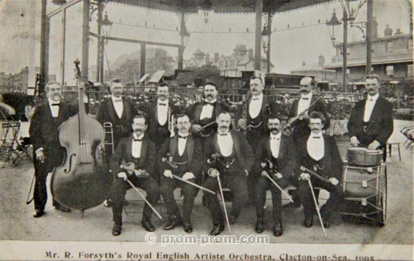 Clacton orchestra
